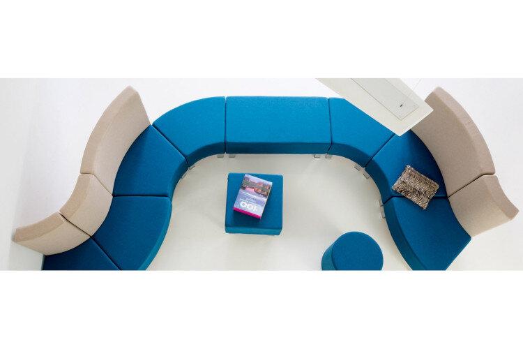 SNAKE Modular Soft Seating Range Setting