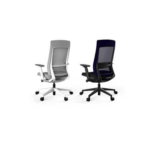 X.22 Posture Office Chair available in black & white