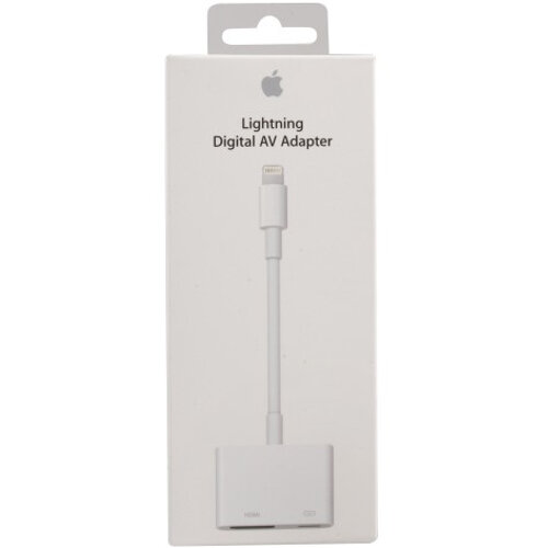 Apple Lightning Digital AV Adapter ...