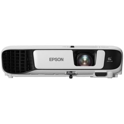 epson eb s41 3lcd projector portable 3300 lumens white 3300 lumens colour svga. Black Bedroom Furniture Sets. Home Design Ideas