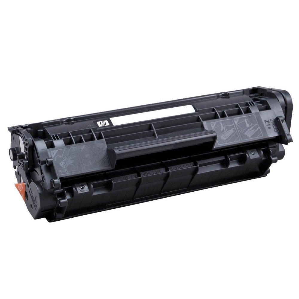 Hp 12a Compatible Black Laser Toner Cartridge Q2612a Q Connect 1020