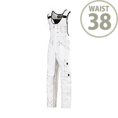 """Snickers 0375 Painter´s One-piece Trousers 38/5'4"""" Size 104"""