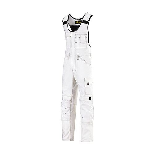 """Snickers 0375 Painter´s One-piece Trousers 36""""/6'2"""" Size 152"""