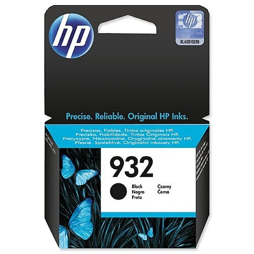 HP 932 Inkjet Cartridge Black CN057AE