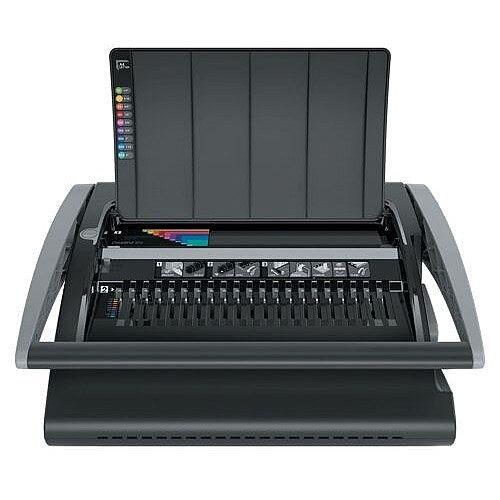 GBC CombBind 210 Comb Binding Machine 4401846