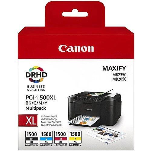 Canon PGI1500XL Mpack InkCart 9182B004AA