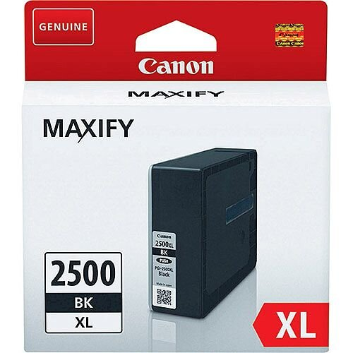Canon PGI-2500XL BK Black Inkjet Cartridge High Yield 70.9ml 9254B001AA