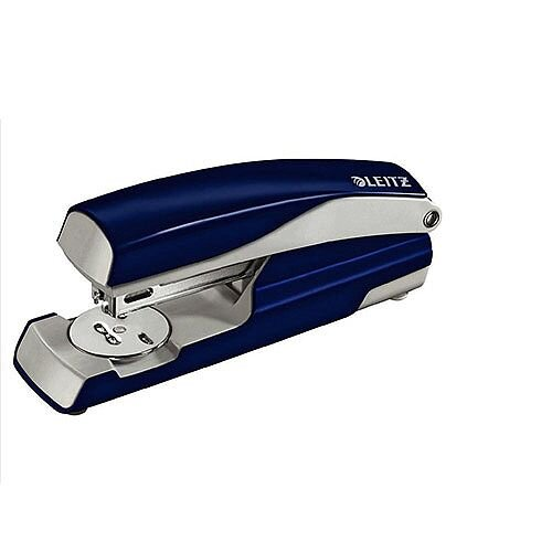 Leitz NeXXt Series WOW Metal Office Stapler 3mm 30 Sheet  Metallic Blue