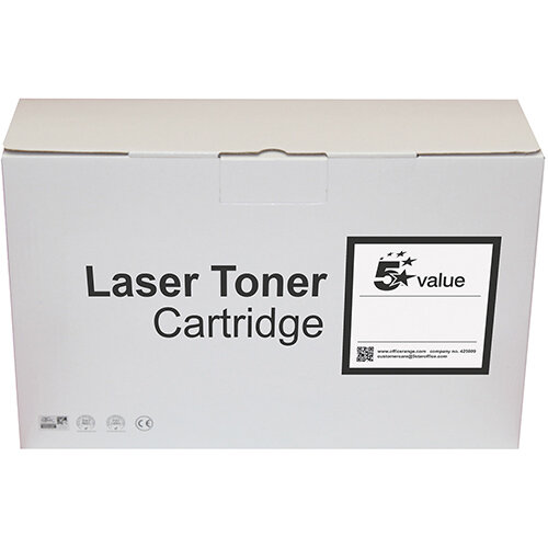 5 Star Value HP 312A Toner Cartridge Yellow CF382A