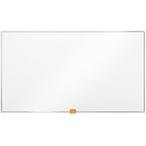Nobo Whiteboard Widescreen 32 Inch Nano Clean Magnetic W721xH411 White Ref 1905296
