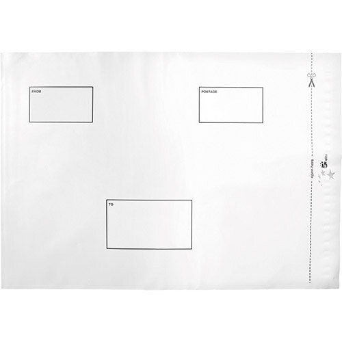 5 Star Elite DX Bags 600x700mm +50fl Pack of 50