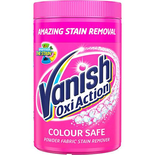 Vanish Oxi-Action Colour Safe Powder 1.5kg Pink Ref RB500106