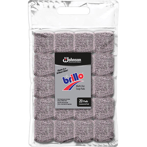 Brillo Soap Jumbo Pads Ref 75856 Pack of 20