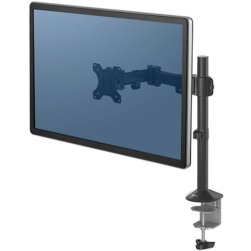 Fellowes Reflex Series Single Monitor Arm Ref 8502501 (REDEMPTION) Jan-Mar20