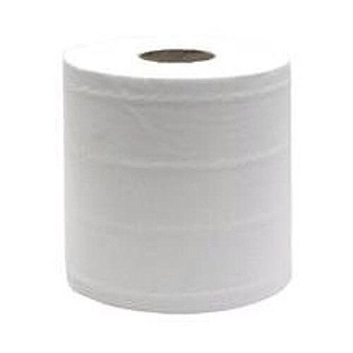 Maxima Centrefeed Tissue Rolls 2-Ply 150m White Pack of 6
