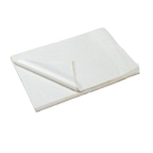 Tissue Paper 100 percent Recycled for Packaging Sheet 500x750mm White RT50/75 Pack 480