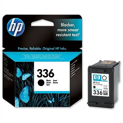 HP 336 Black Inkjet Cartridge C9362EE