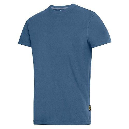Snickers Classic T-Shirt Ocean Size S Regular WW4