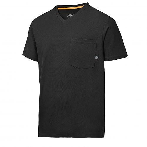 Snickers AllroundWork 37.5 Technology Short Sleeve T-Shrt Size M WW4