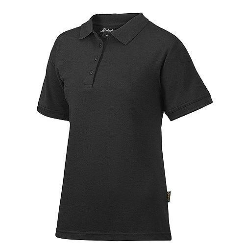 Snickers 2702 Women's Polo Shirt Size XL Black
