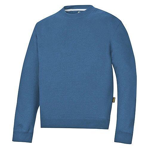 Snickers 2810 Sweatshirt Ocean Blue - 1700