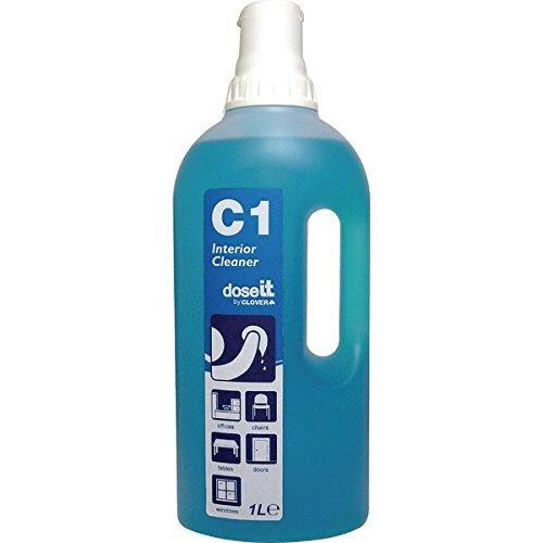 DoseIT C1 Multipurpose Interior Cleaner 1 Litre Pack 8