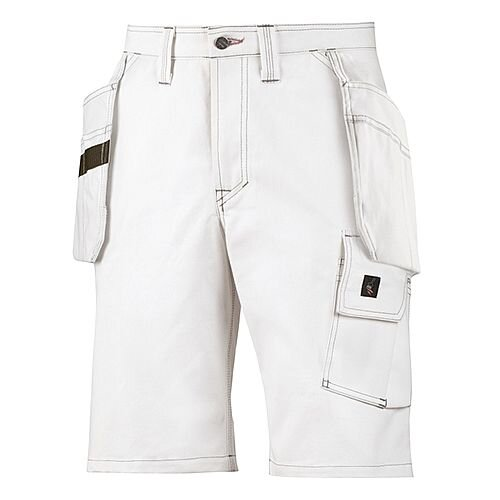 Snickers 3075 Painters Holster Pockets Shorts Size 44