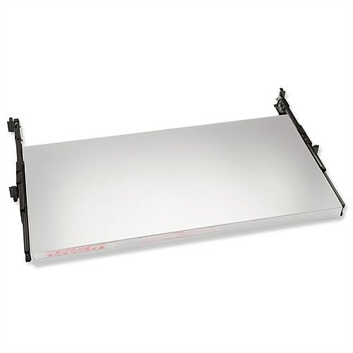 Bisley BRS Roll-out Shelf for Cupboard Grey
