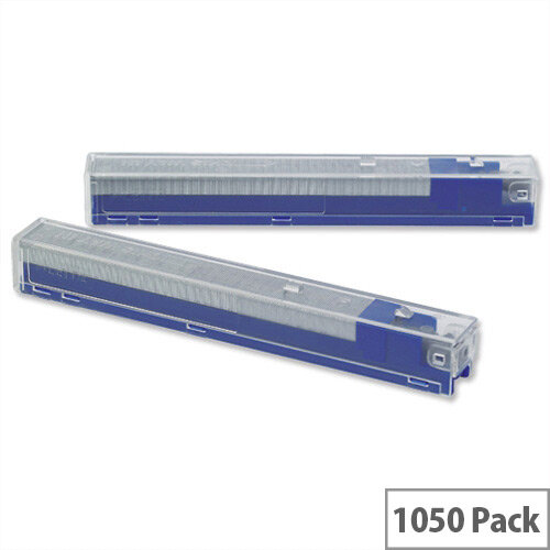 Leitz Heavy Duty Staple Cartridges 6mm Blue 55910000