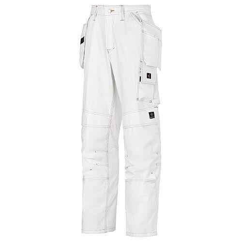 """Snickers Painters Advanced Trouser Waist 35"""" Inside leg 30"""" WW1"""