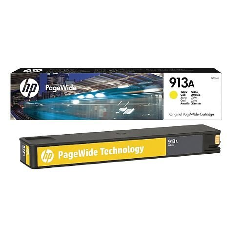 HP 913A Yellow PageWide Ink Cartridge F6T79AE