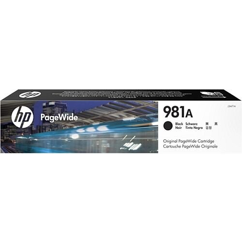 HP 981A Black PageWide Ink Cartridge J3M71A