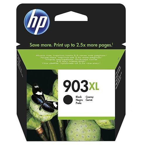 HP 903XL Inkjet Cartridge Black T6M15AE