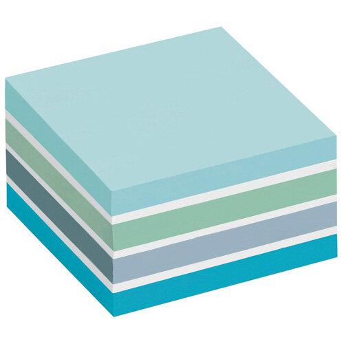 Post-it Notes Colour Cube 76 x 76mm Pastel Blue 2028B