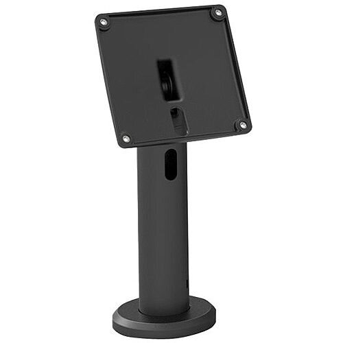 Compulocks RISE The New Kiosk Stand with Vesa Mount Flip&Swivel with Cable Management 20 cm height Black stand