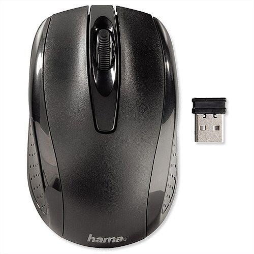 Hama AM-7200 Wireless Optical Mouse
