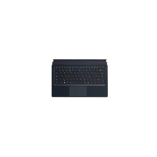 Toshiba Travel - computer keyboard - English - onyx blue