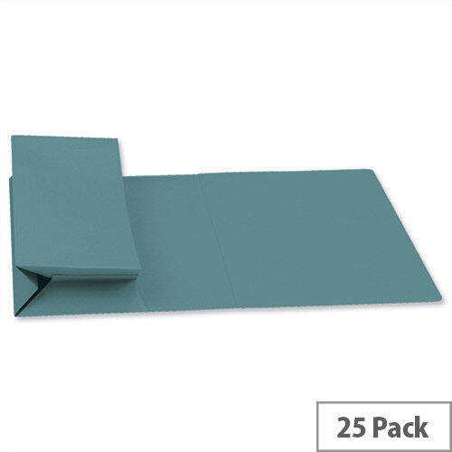 Probate Wallets Manilla Foolscap Blue Pack 25 Guildhall