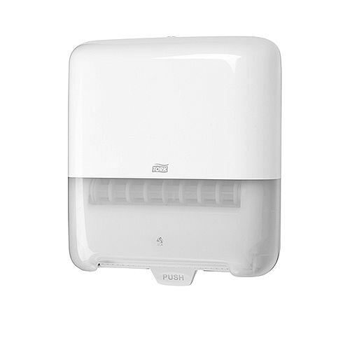 Tork H1 Matic Hand Towel Roll Dispenser White 551000
