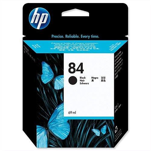 HP 84 Black Inkjet Cartridge C5016A