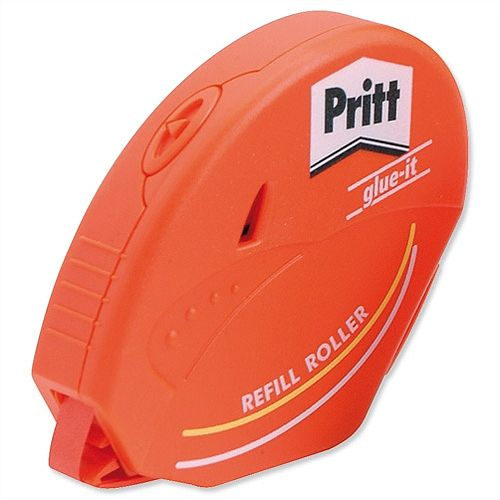Pritt Glue Roller with Permanent Refill Cartridge