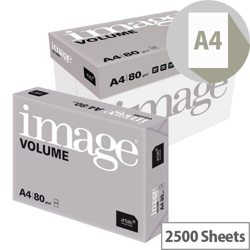 Image Volume A4 210x297mm 80gm2 Packed 5 X 500