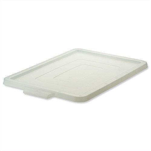 Plastic Lid for Strata Storemaster Translucent  Jumbo