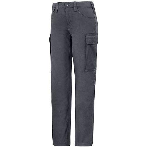 """Snickers 6700 Women's Service Steel Grey Trousers Waist 33"""" Inside leg 33"""" Size 88"""