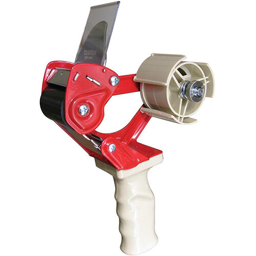 Pro Safety Tape Dispenser Hand-held with Retracting Blade for 50mm Tape 166792252