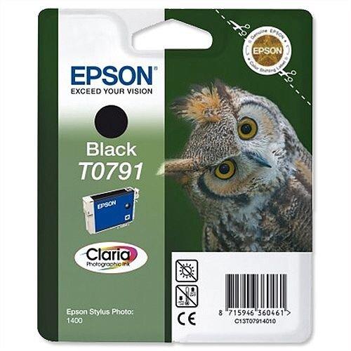 Epson Owl T0791 Black Ink Cartridge