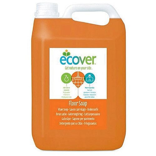 Ecover Floor Cleaner Environmentally-friendly 5 Litre VEVFC