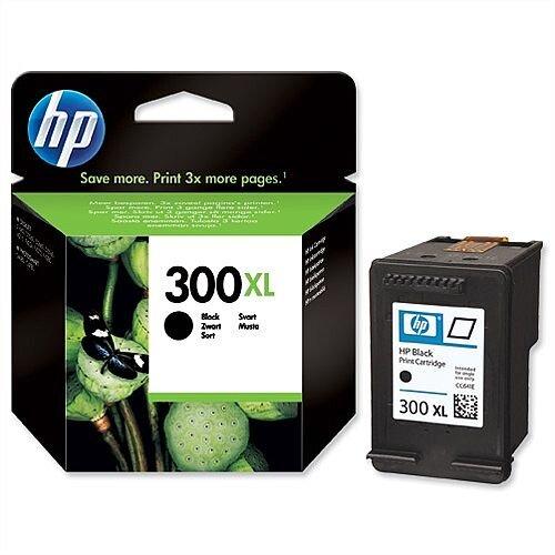 HP 300XL Black Ink Cartridge CC641EE