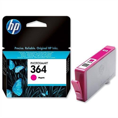 HP 364 Magenta Ink Cartridge CB319EE