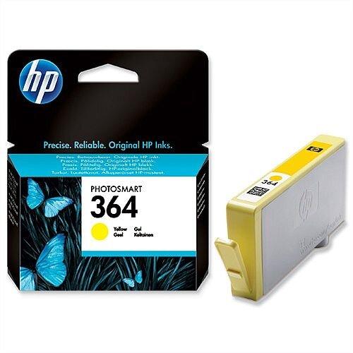 HP 364 Yellow Ink Cartridge CB320EE